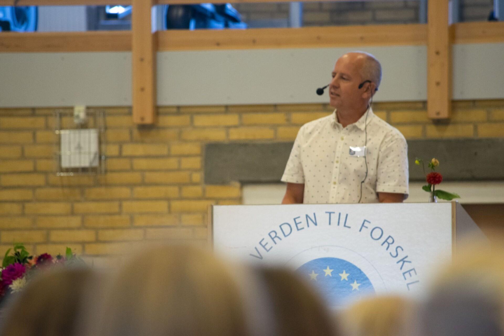 Ny forstander på Rejsby Europæiske Efterskole
